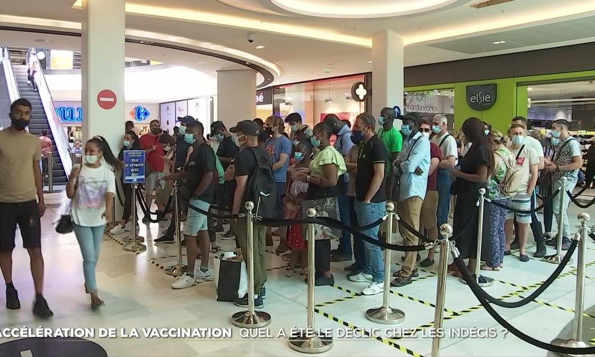 Accélération de la vaccination : des initiatives tous azimuts