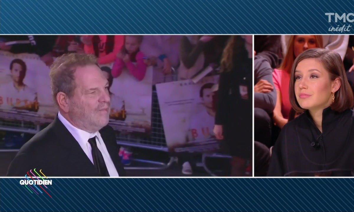 """Adèle Exarchopoulos : """"Quand tu rencontres Weinstein, il ne t'inspire pas de la sympathie"""""""