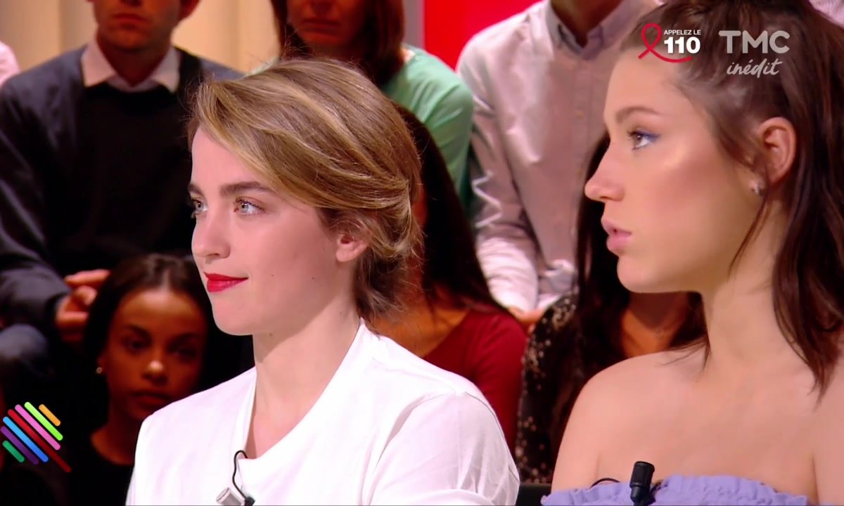 Adèle Haenel et Adèle Exarchopoulos : Orpheline