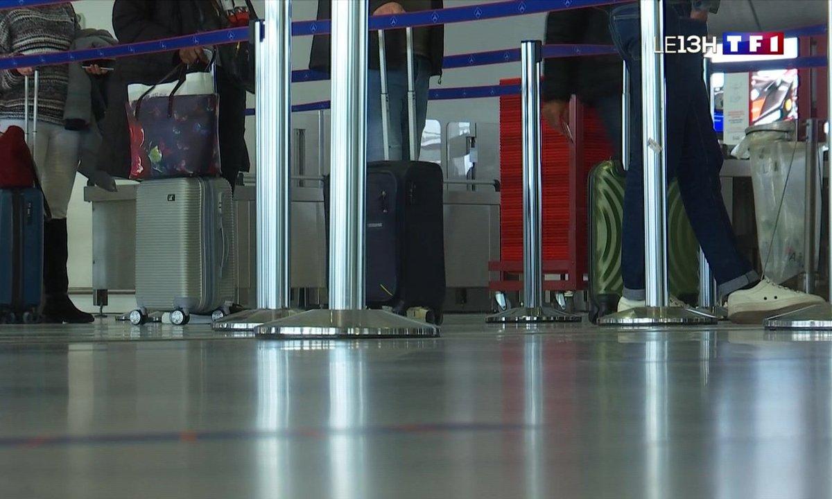 Aéroport, train… qui sont ces Français qui continuent de voyager ?