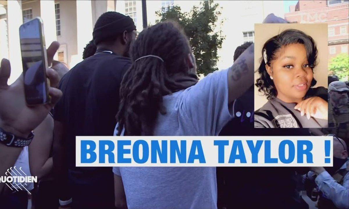 Affaire Breonna Taylor : les manifestations redoublent d'intentisé après le verdict controversé du procès