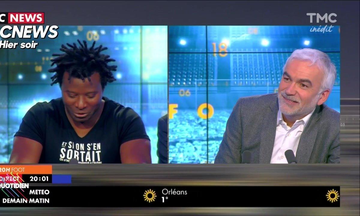 Affaire Evra : Pascal Praud, le roi du buzz