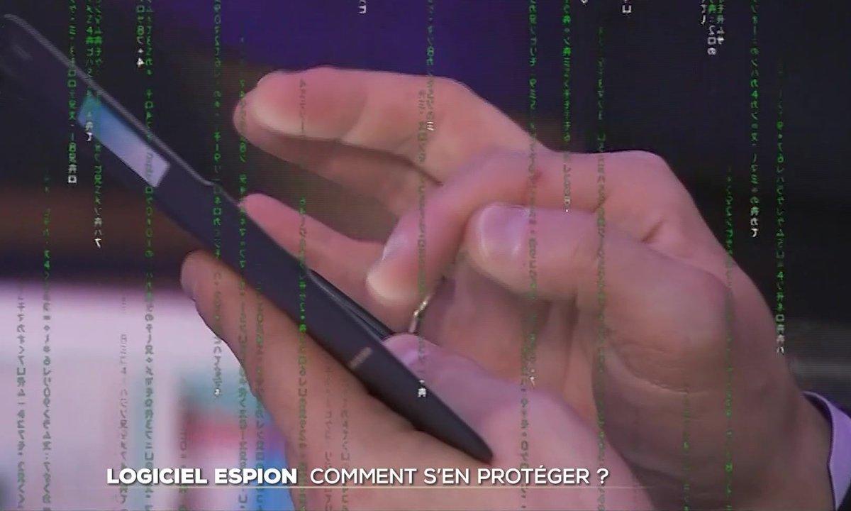 Affaire Pegasus : comment se protéger des logiciels espions ?