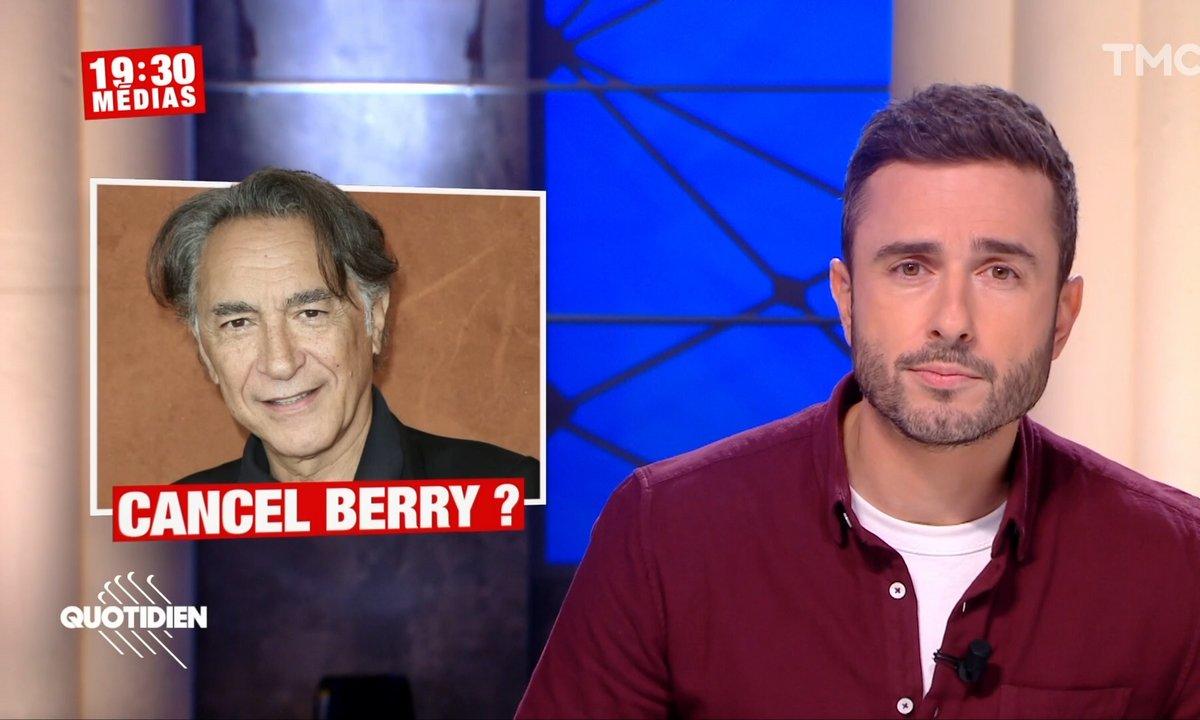 Affaire Richard Berry : France Télévisions déprogramme ses films, son avocat crie au scandale