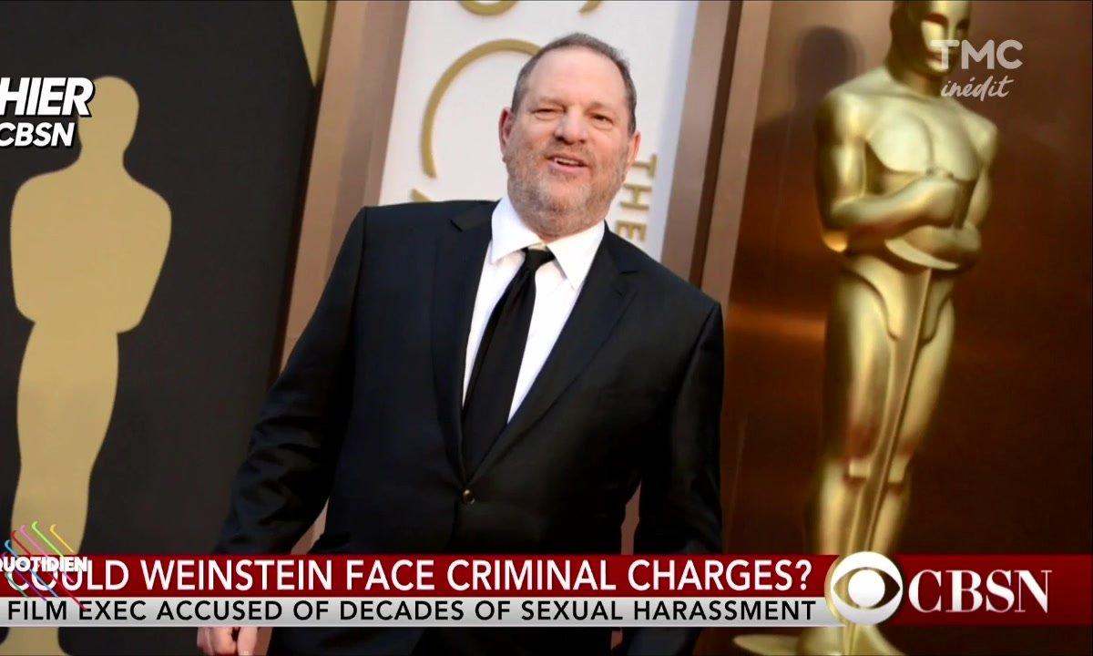 Affaire Weinstein : la chute sans fin du producteur