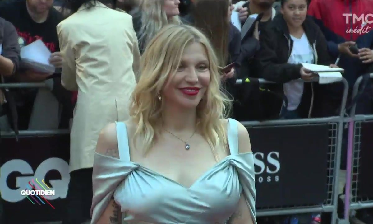 Affaire Weinstein : Courtney Love le dénonçait déjà en 2005