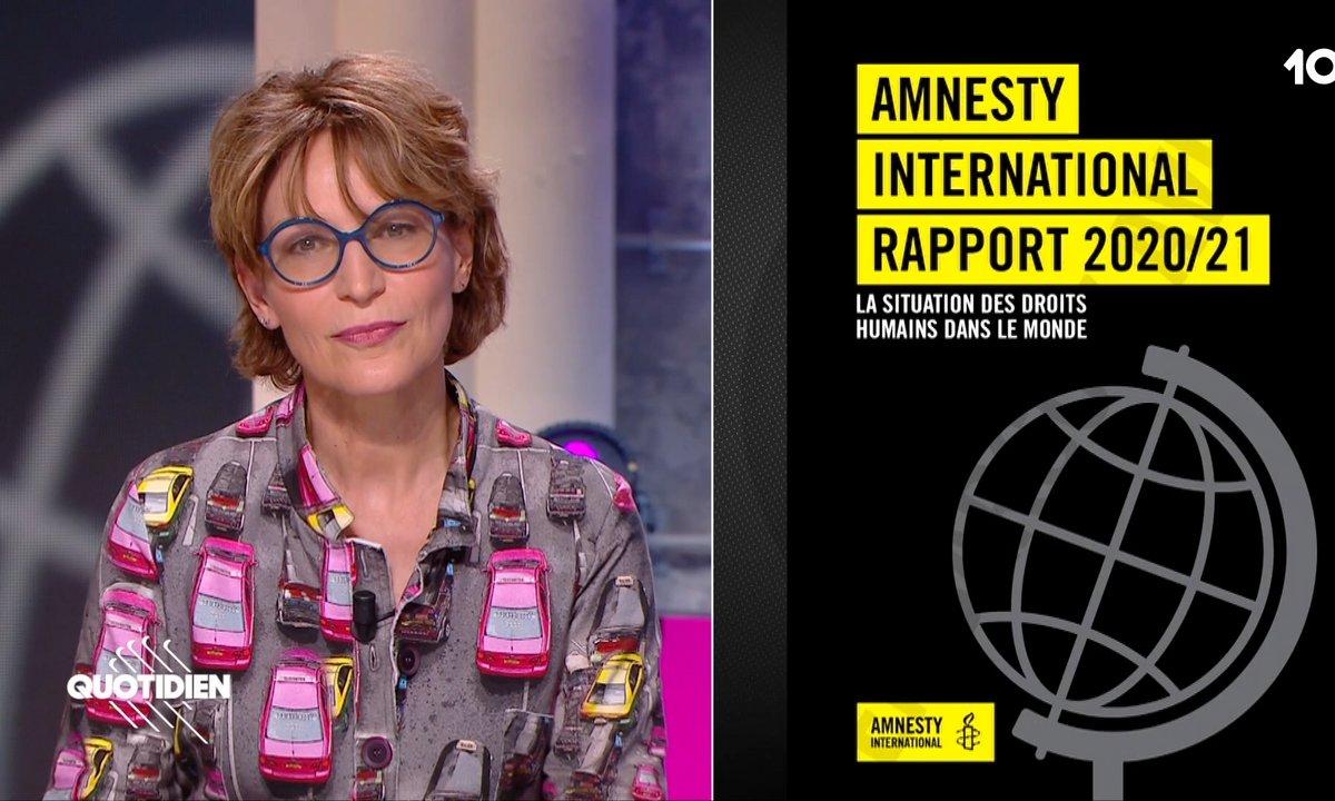 """Agnès Callamard sur les vaccins : """"Au nom du profit, on est en train de condamner à mort des millions de gens"""""""