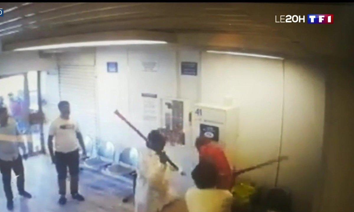 Agression dans une laverie à Soisy-sous-Montmorancy : où en est l'enquête un mois après ?