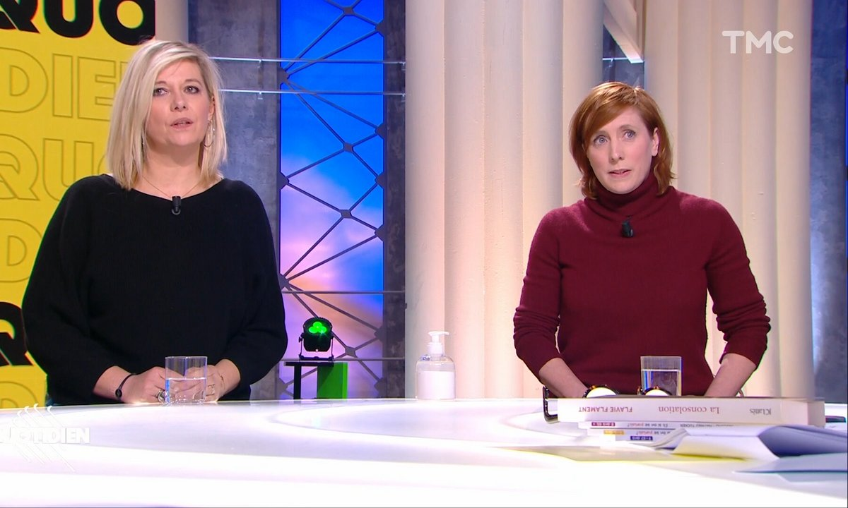 """Agression sexuelle sur mineurs: """"C'est un crime de masse"""", alerte Andréa Bescond"""