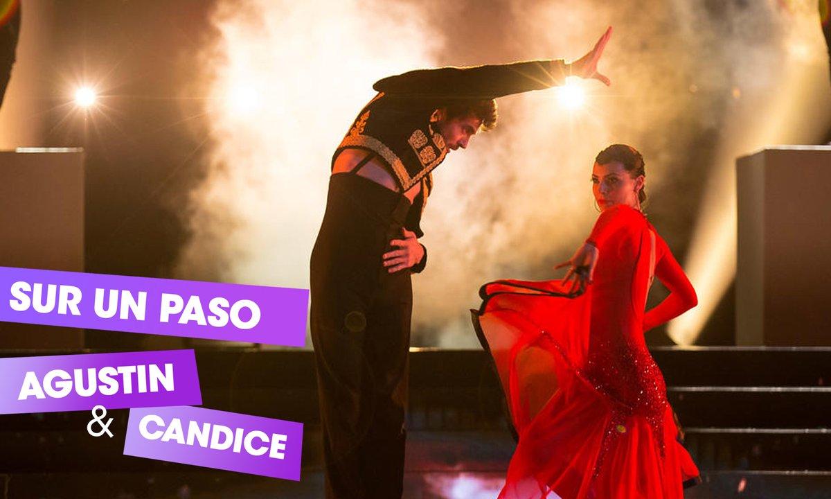Sur un Paso : Agustin Galiana et Candice Pascal (Ameksa)