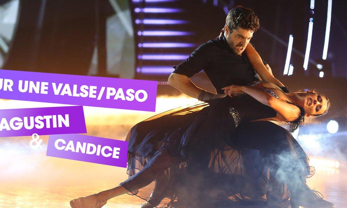 Sur une Valse/Paso,  Agustin Galiana et Candice Pascal (L'envie)