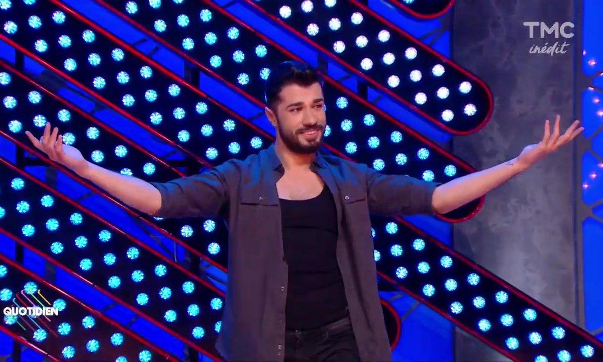 Ahmad Joudeh : sa performance en live sur Quotidien