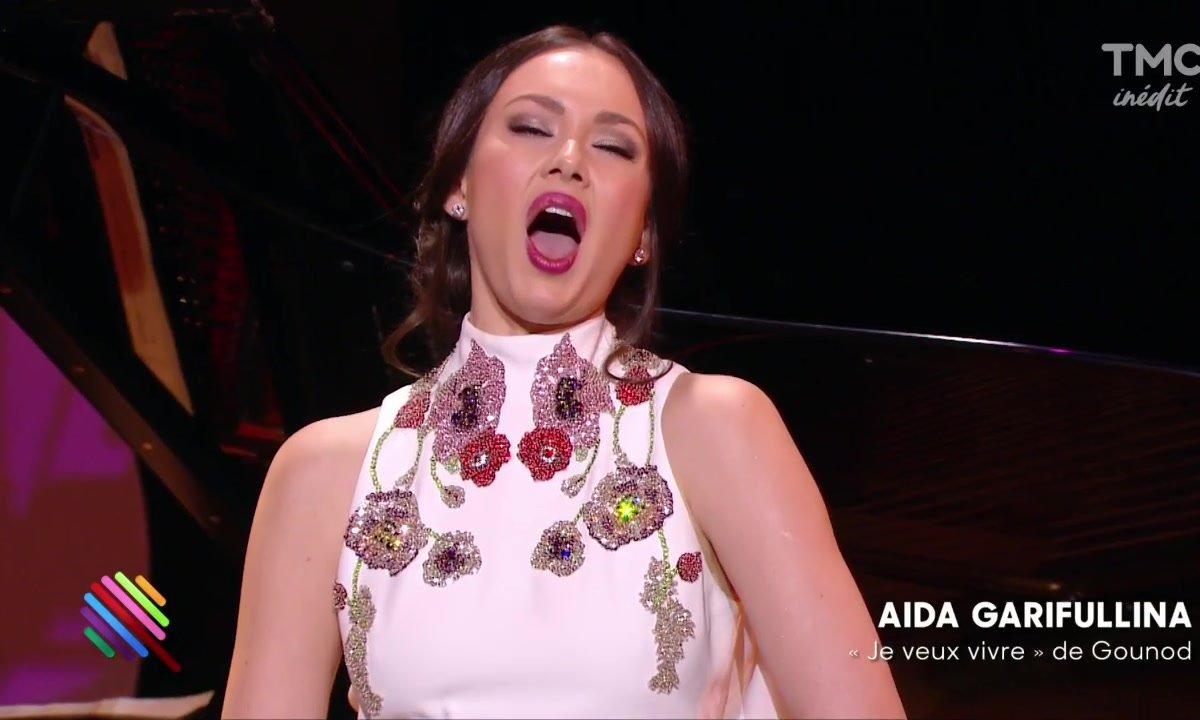 Aida Garifullina - « Je veux vivre » sur Quotidien
