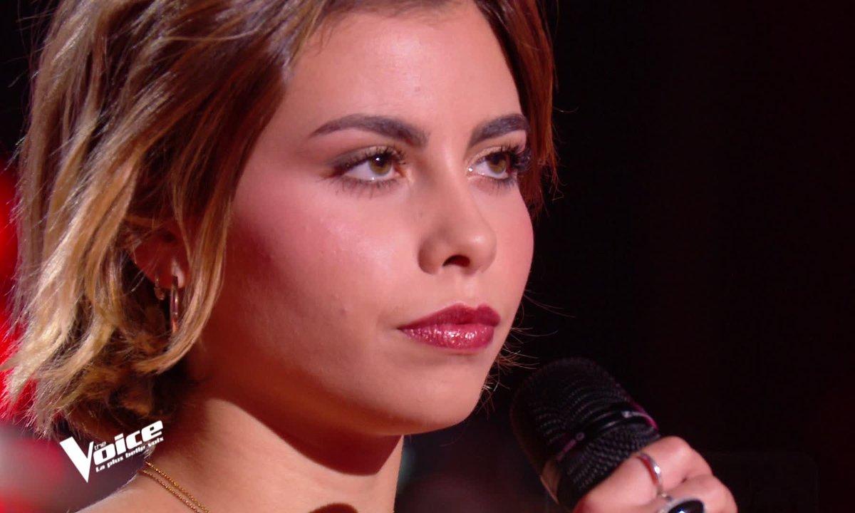 """The Voice 2021 - Aimée chante """"Before you go"""" de Lewis Capaldi"""