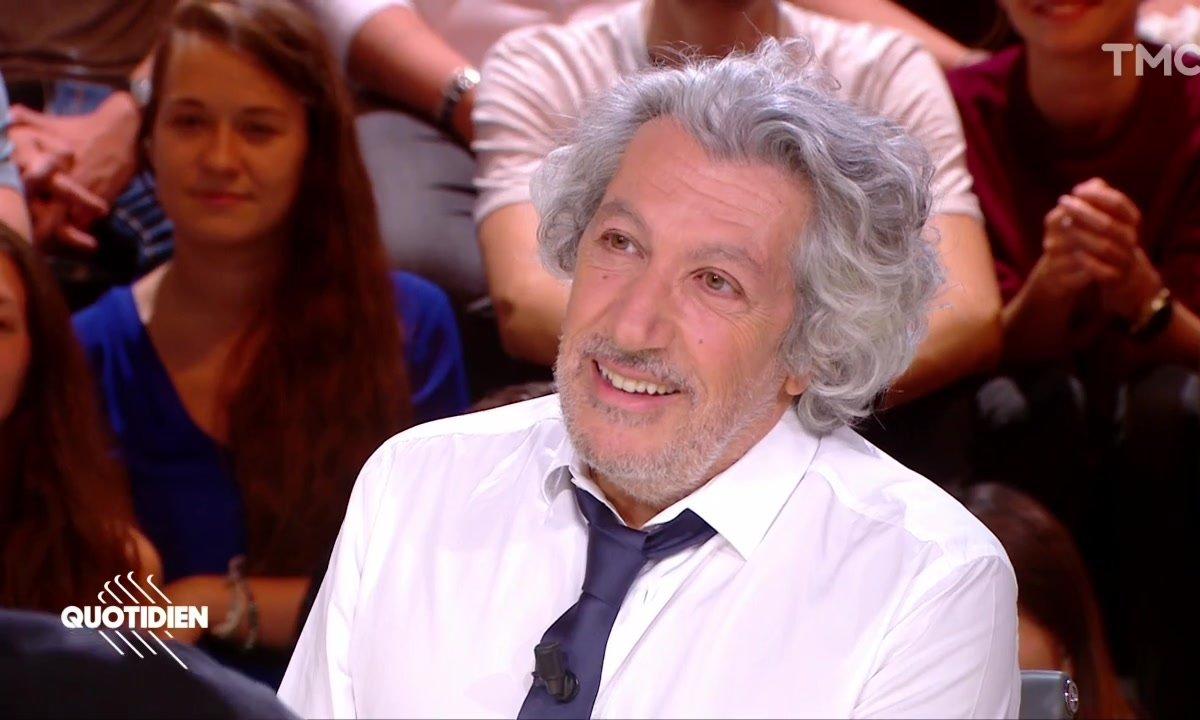 Invité : Alain Chabat, le patron du Burger Quiz est de retour
