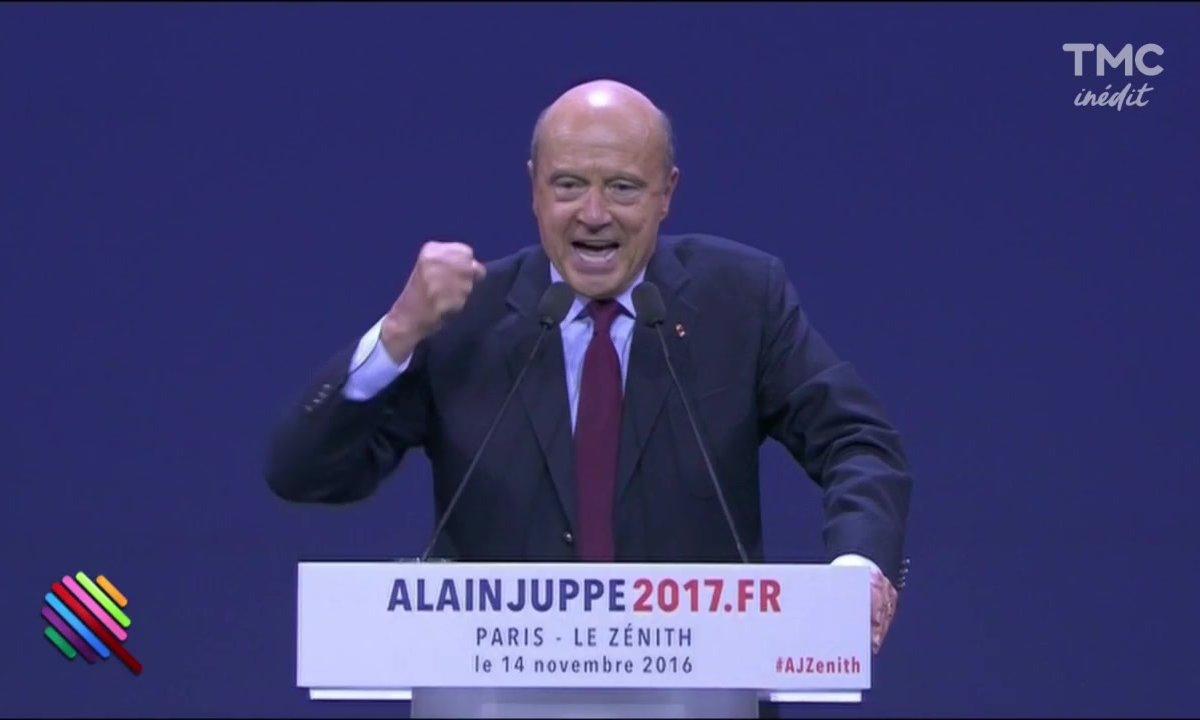 Alain Juppé garde la pêche
