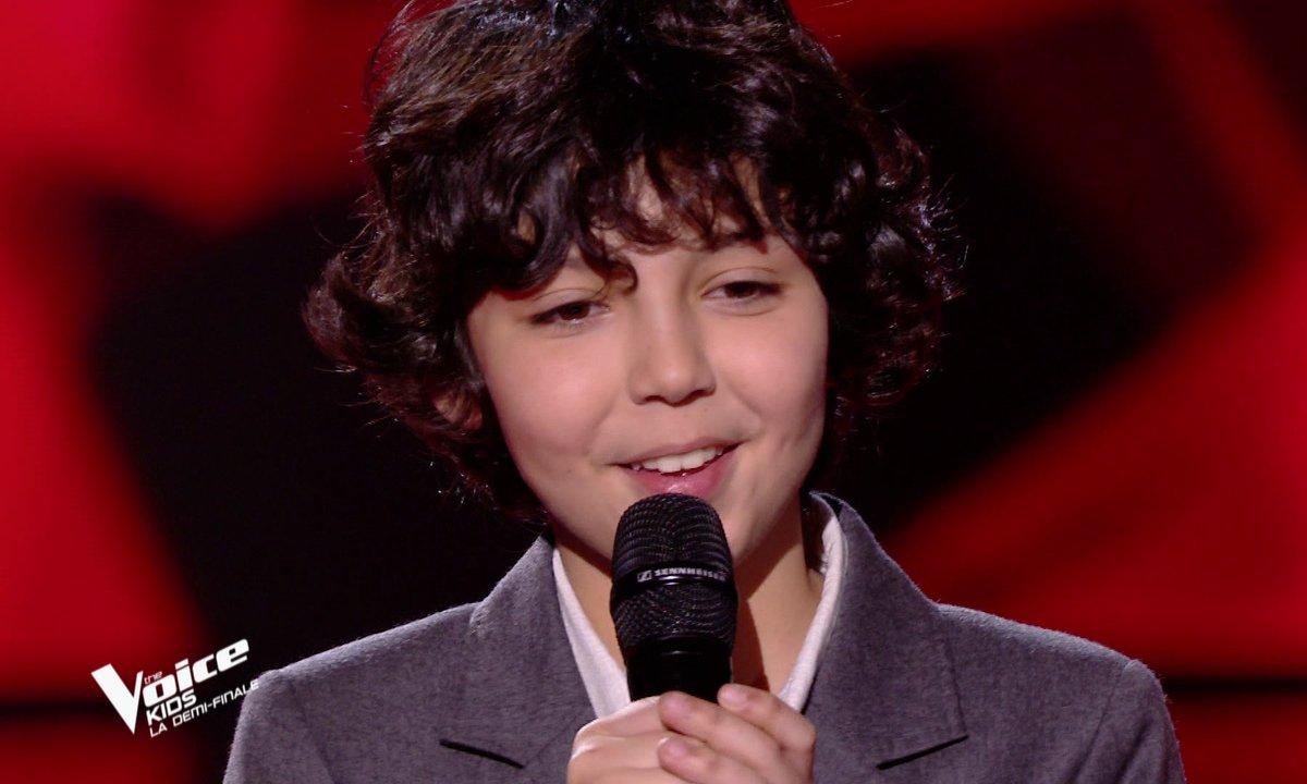 The Voice Kids : Ali chante « All the man that I need » de Whitney Houston (Team Amel Bent)