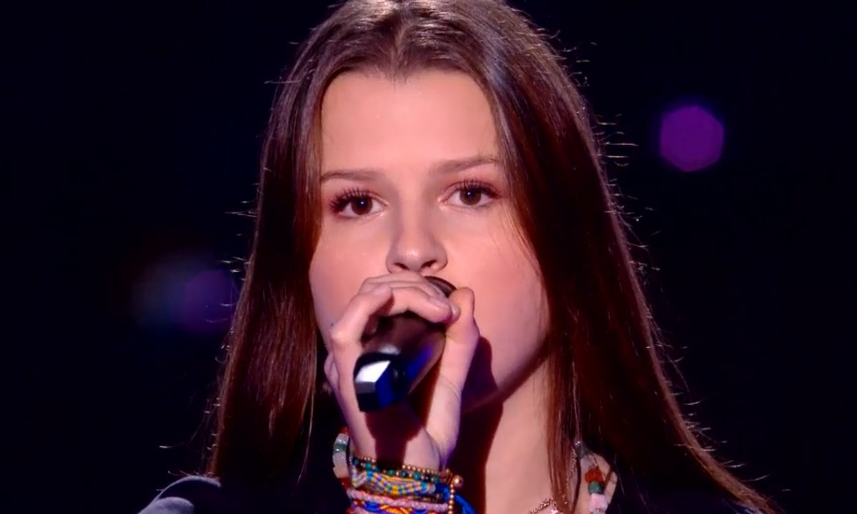 """THE VOICE 2020 - Alice chante """"All I ask"""" d'Adele"""