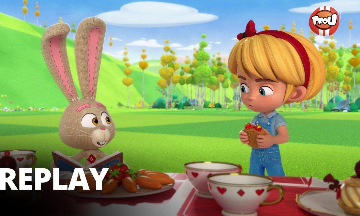 Alice et Lewis - Un Goûter sans Fin
