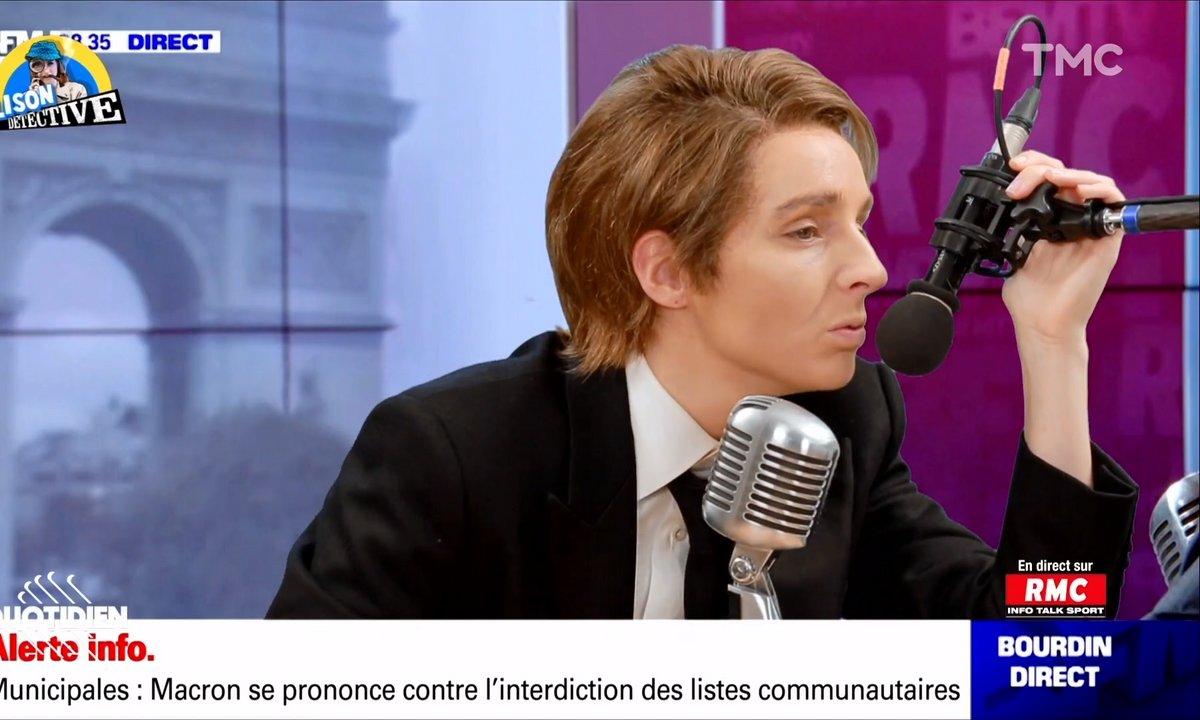 Alison Wheeler détective : l'interview sexy de François Baroin et de son amour pour la France