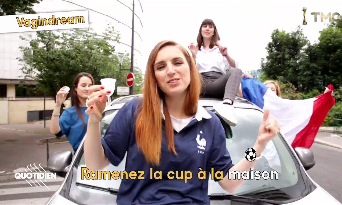 Alison Wheeler : ce que Vegedream AURAIT PU chanter pour la Coupe du monde féminine