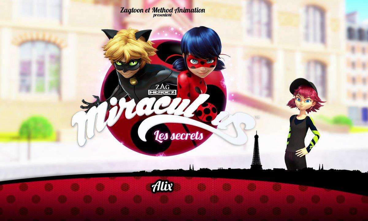 Miraculous Les secrets - EP18 - Alix