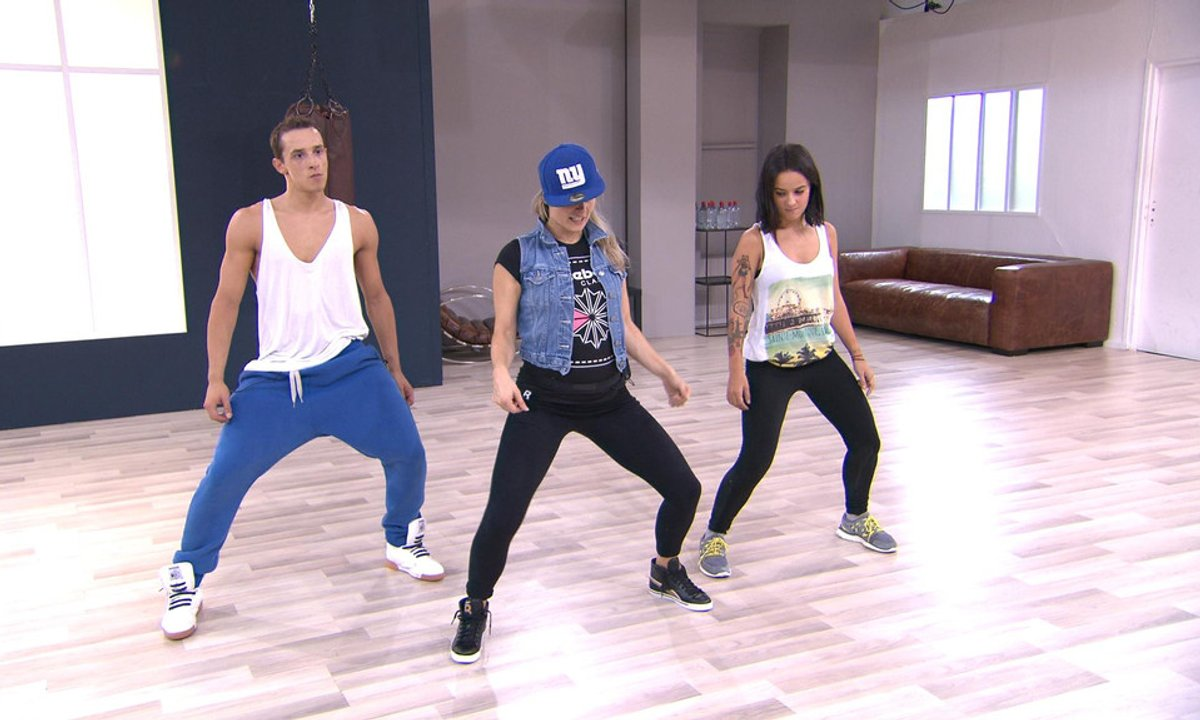 #DALS Répétitions : Alizée excelle au booty shake.