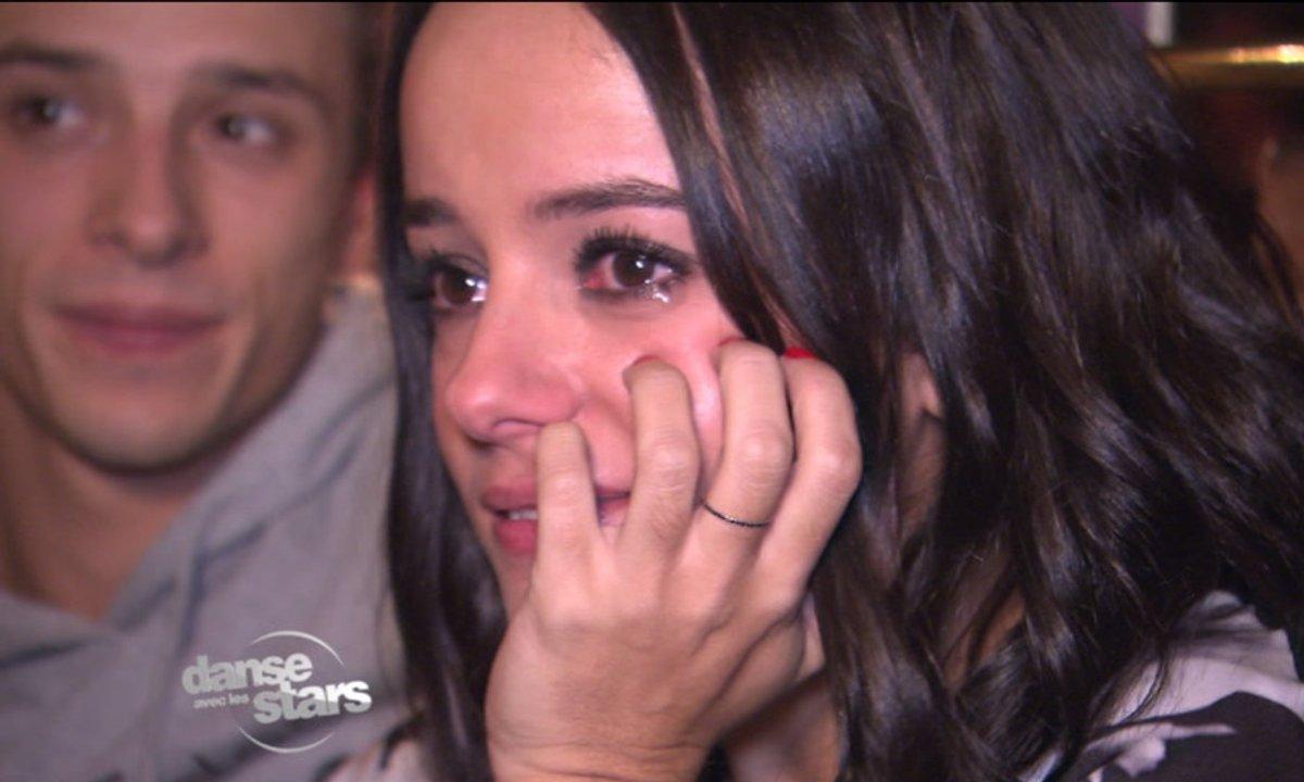 #DALS Répétitions : les larmes d'Alizée…