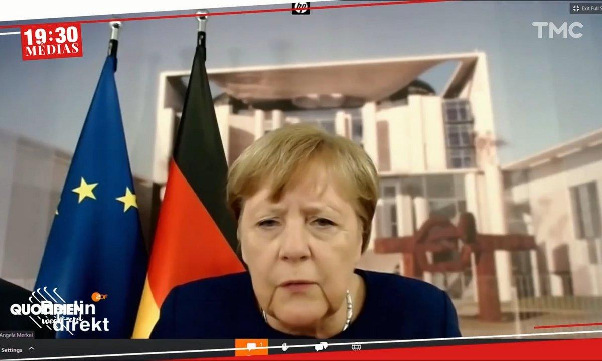 Allemagne : on aura quand même bien ri avec Angela Merkel