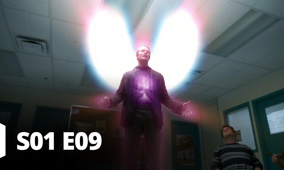 Alphas - S01 E09 - Dans la lumière