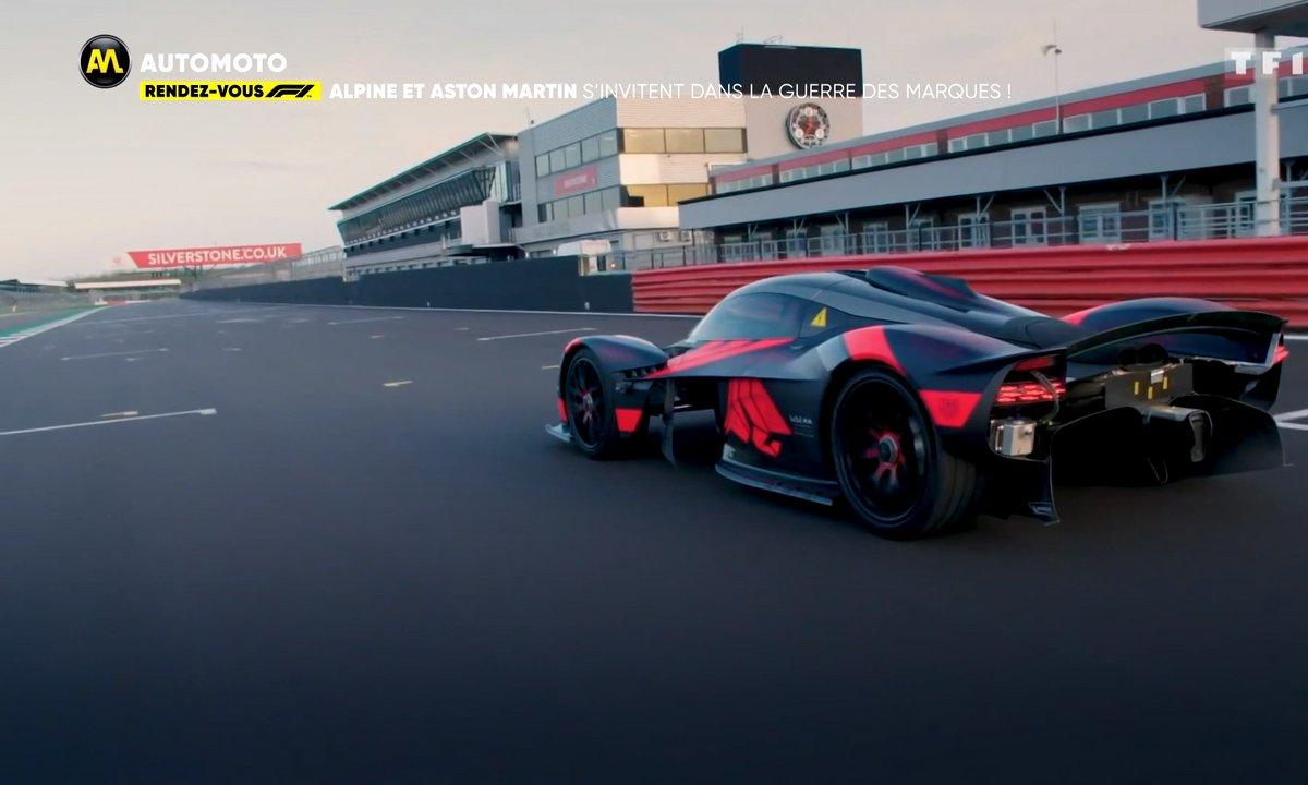 Rendez-vous F1 : Alpine et Aston Martin s'invitent dans la guerre des marques, retour sur les qualifs du GP de Russie