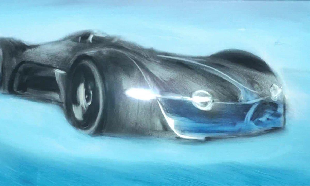 Alpine Vision Gran Turismo : le film d'animation