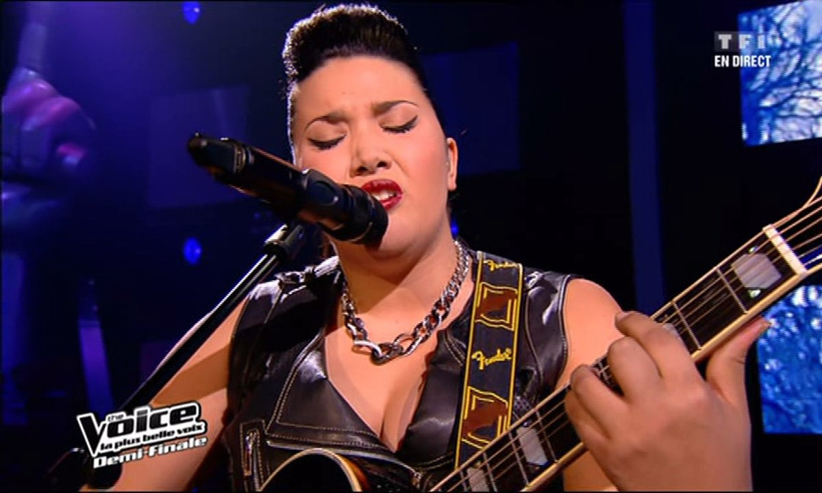 Amalya Delepierre - Sweet Dreams (Are Made of This) (Eurythmics) (saison 01)