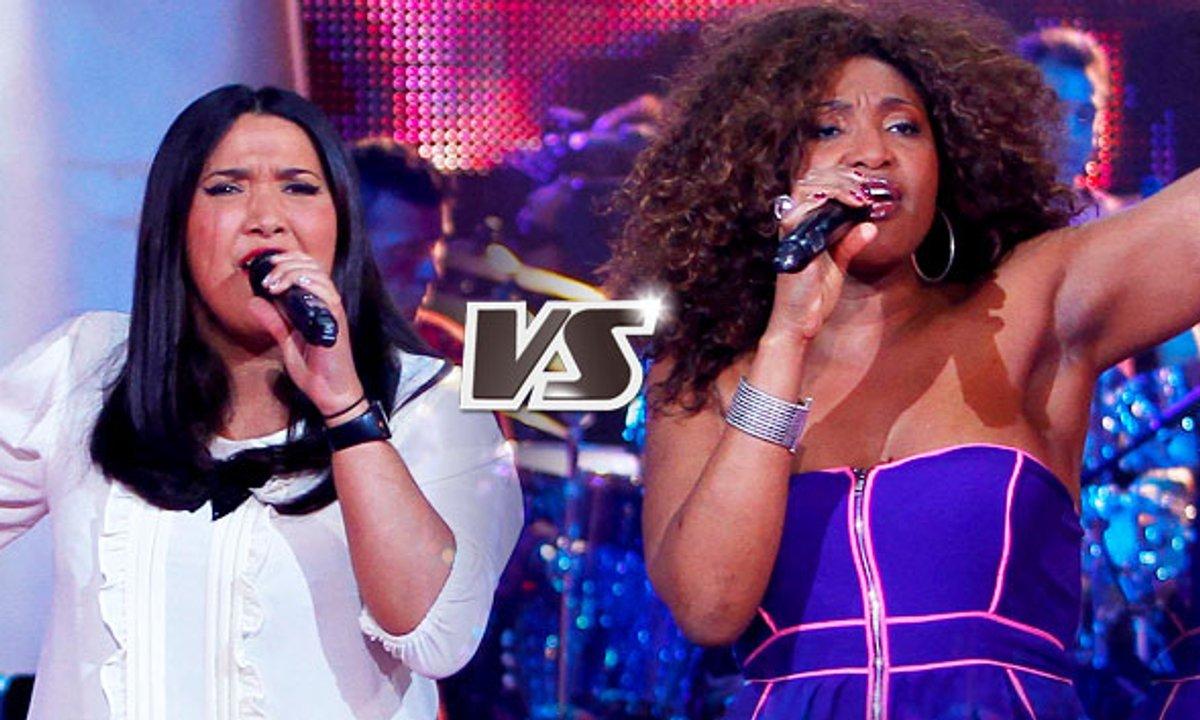 Amalya Delepierre & Ange Fandoh - Survivor (Destiny's Child) (saison 01)