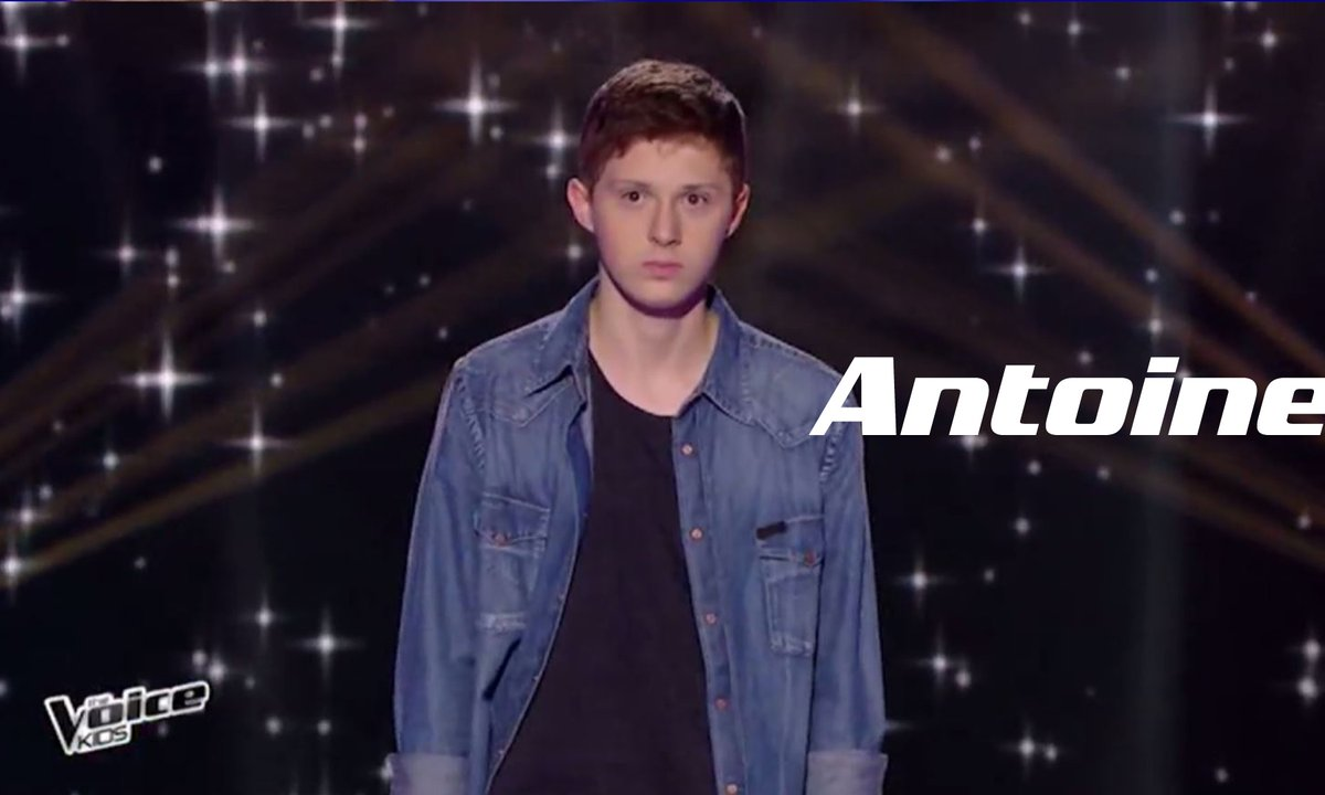"Antoine - ""Let it go"" - James Bay"