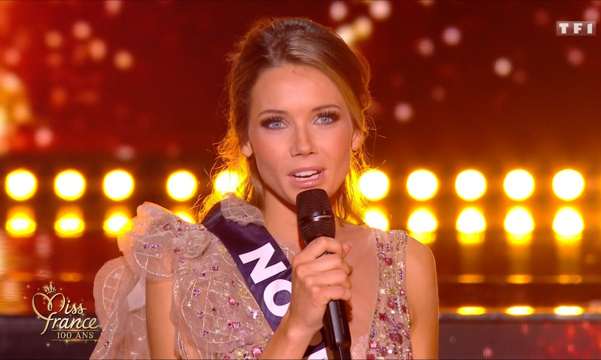 Amandine Petit, Miss France 2021 ; « J'incarne la femme moderne»