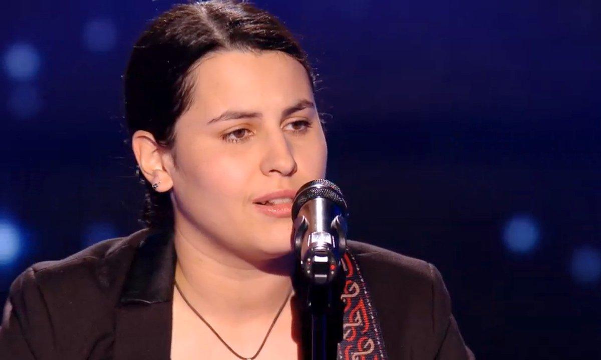 Anahy, séduira-t-elle les coachs avec sa version de « Parle-moi » (Isabelle Boulay) ? (Saison 05)