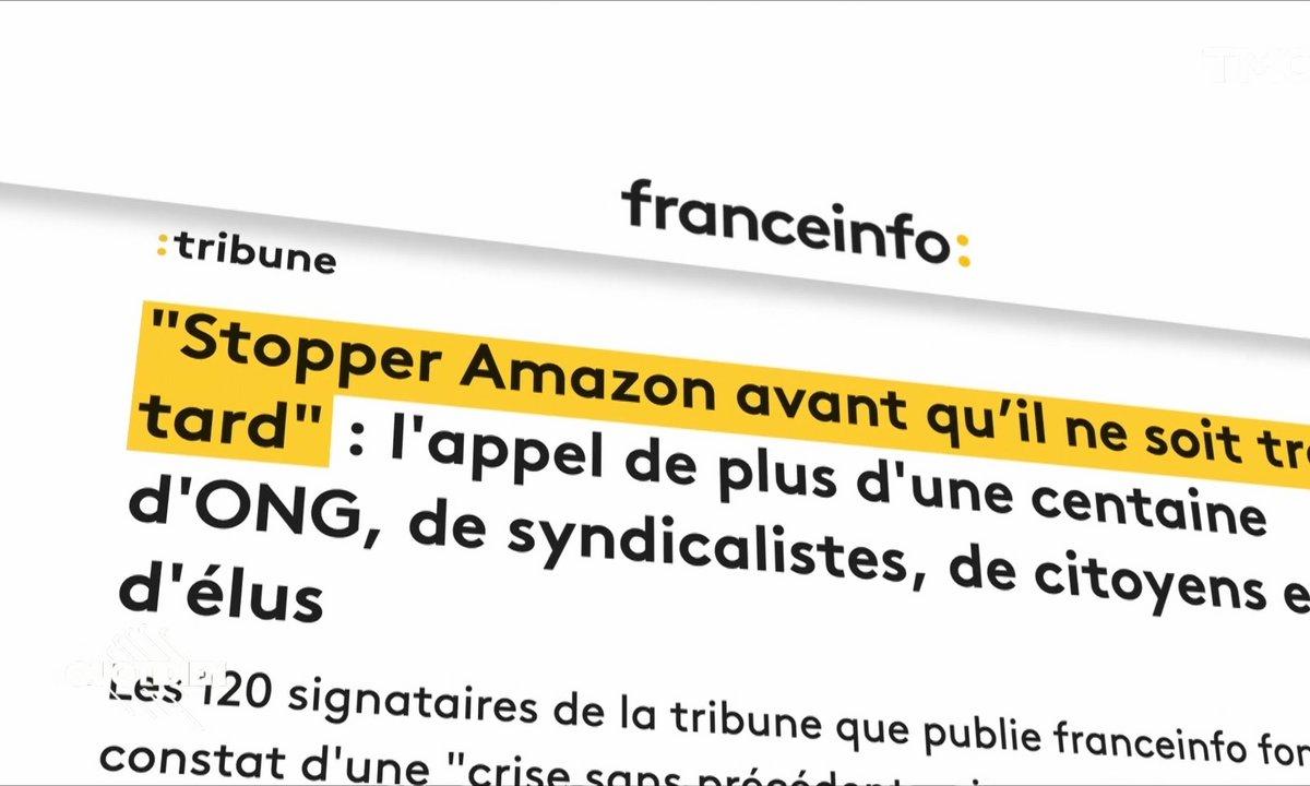Amazon: appel au boycott pour les fêtes de Noël