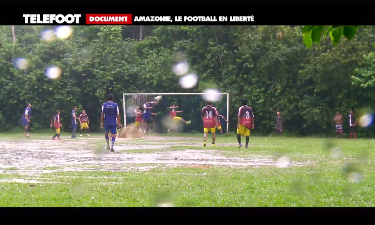 Document : Amazonie, le football en liberté