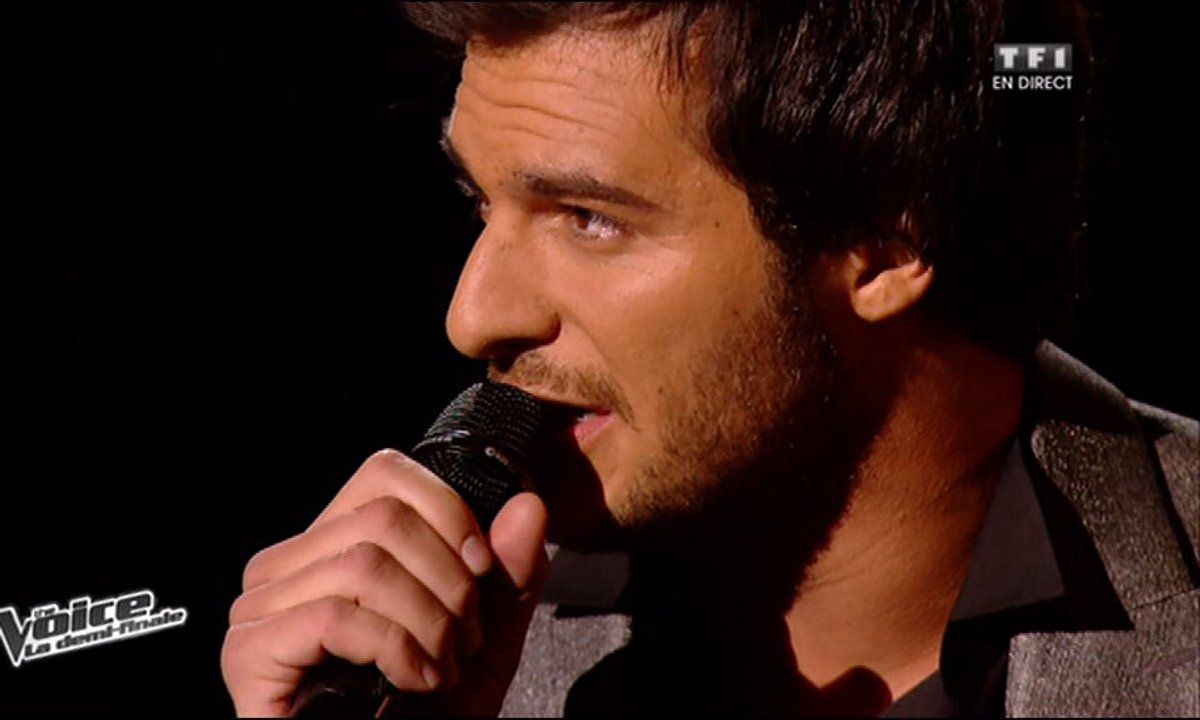 Amir Haddad - Just the Way You Are (Bruno Mars) (saison 03)