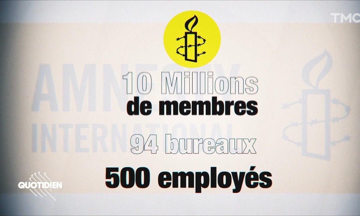 Amnesty International, 60 ans de combat pour les droits humains