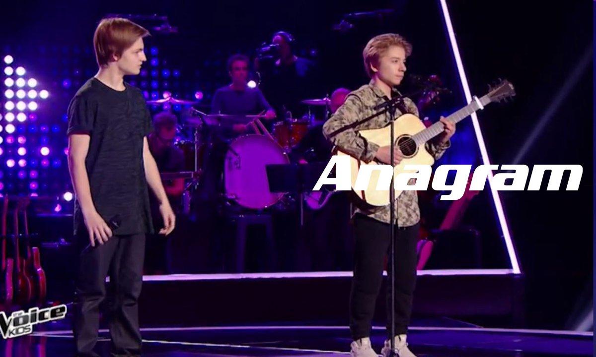 """Anagram - """"Il est où le bonheur"""" - Christophe Maé"""