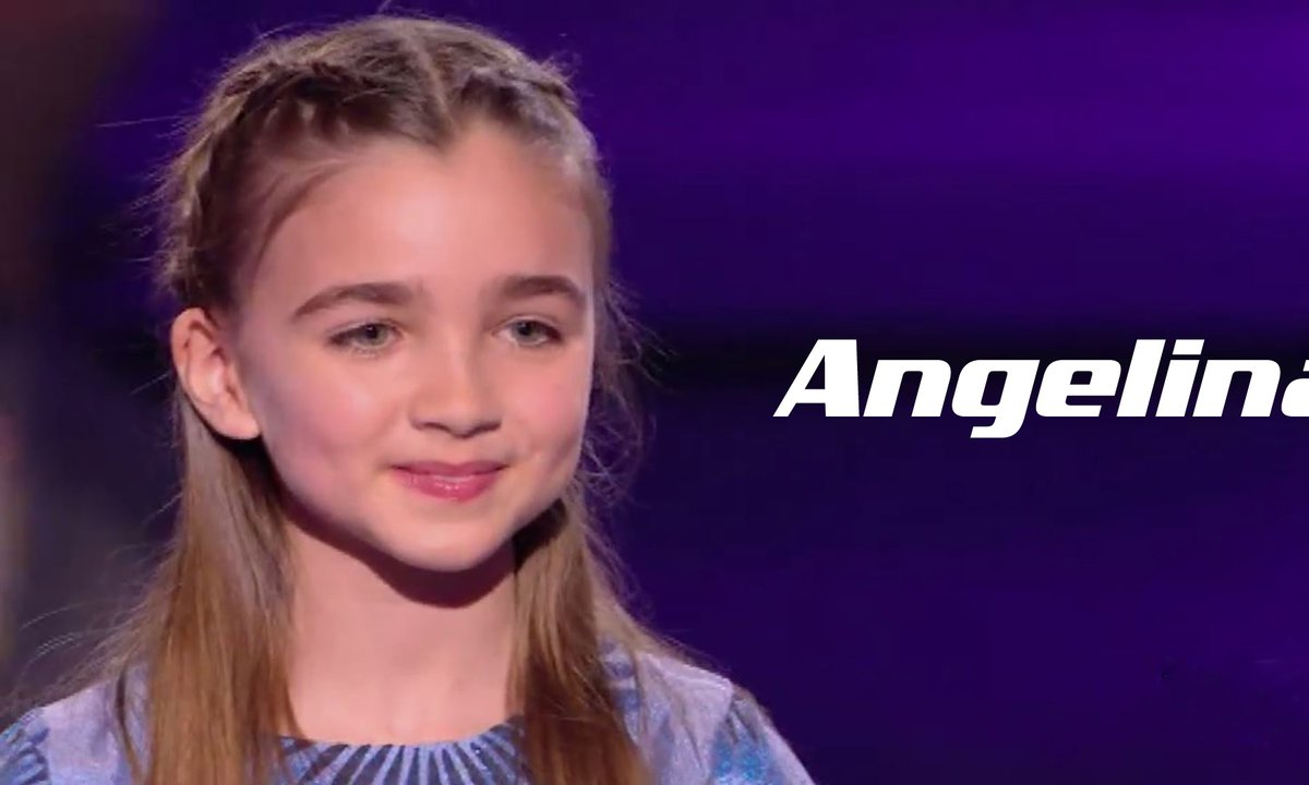 "Angelina - ""J'envoie valser"" - Zazie"
