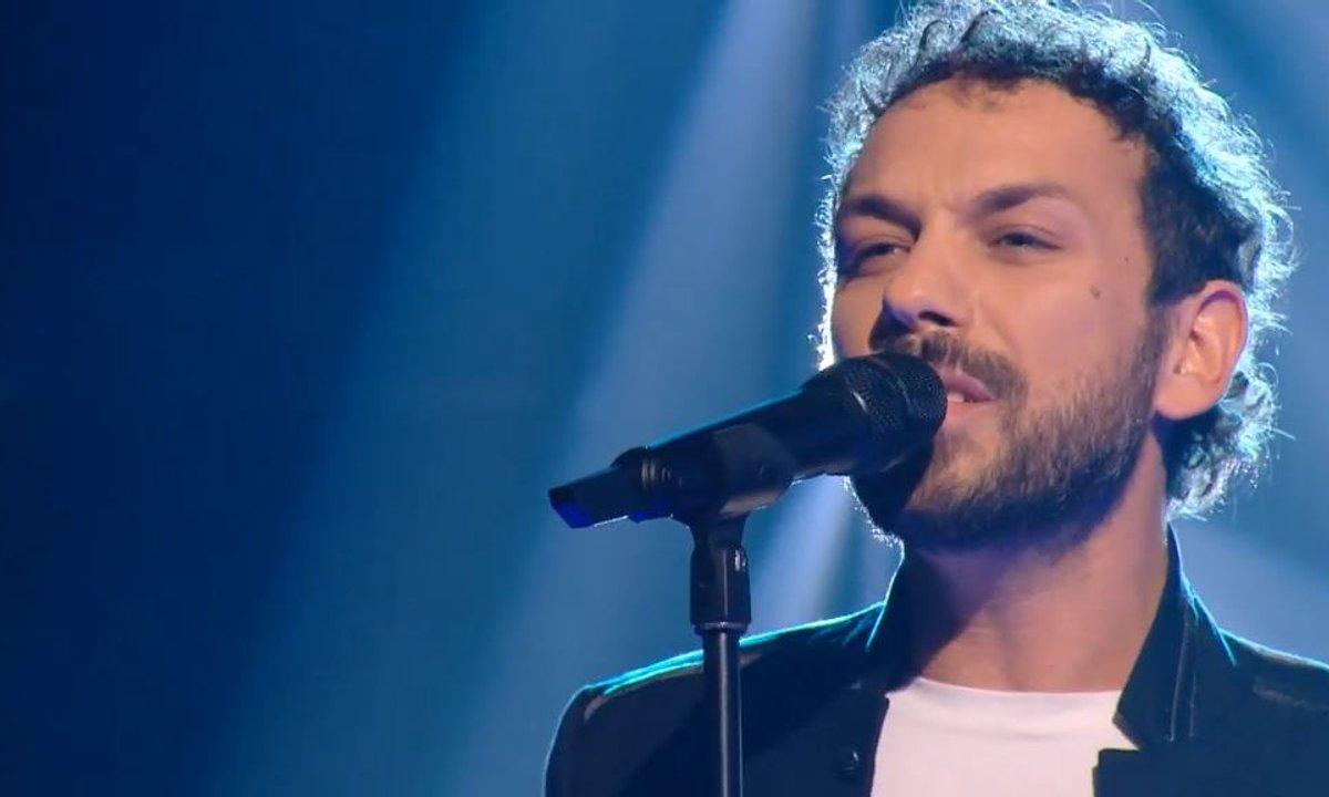"""The Voice 2021 – Angelo chante """"Bad boy"""" de Yseult (KO)"""