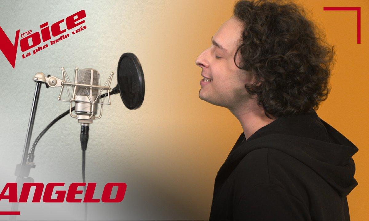 "La Vox des talents : Angelo - ""I got a woman""- Ray Charles"