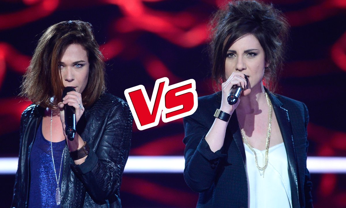 Angy VS Lyn, battle intense sur « Rolling In The Deep » (Adele) (Saison 05)