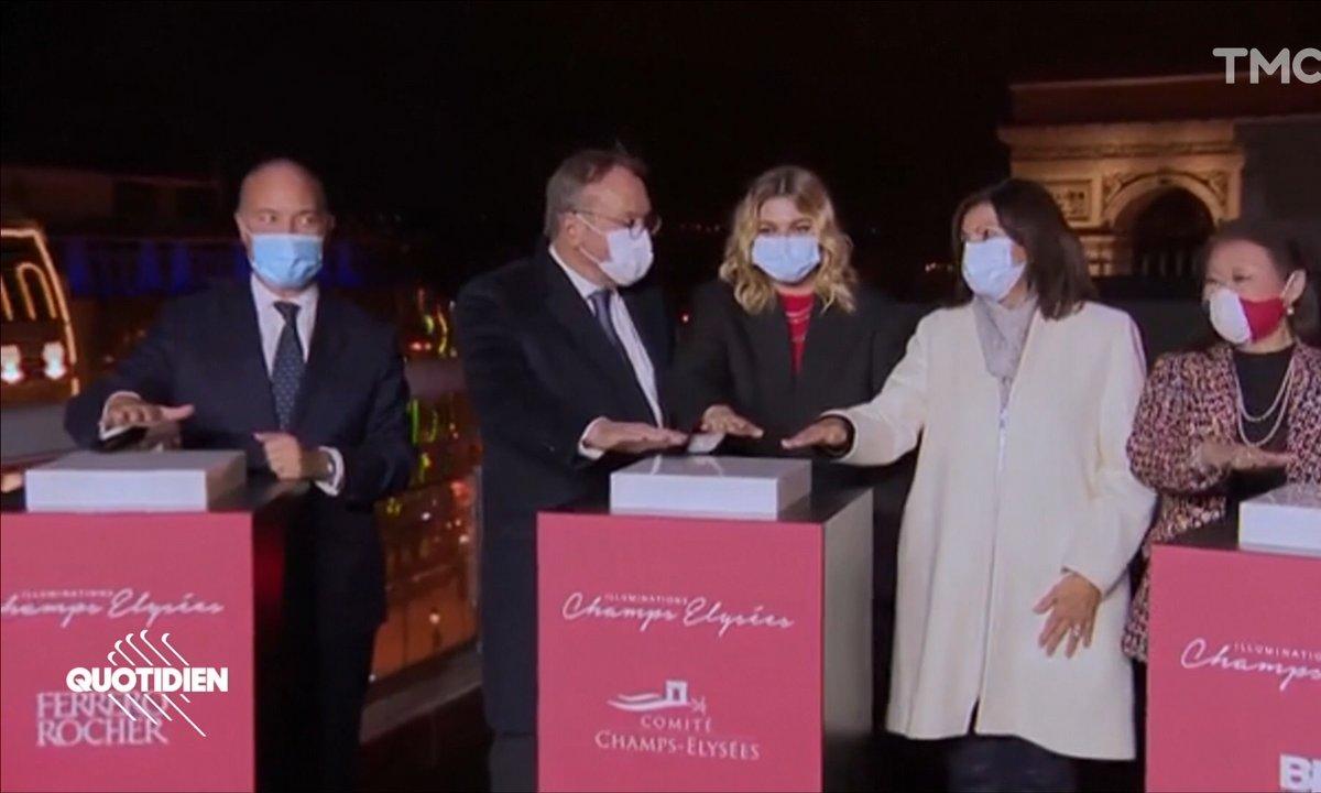 Anne Hidalgo, les Champs-Elysées et le décompte le plus gênant de l'histoire