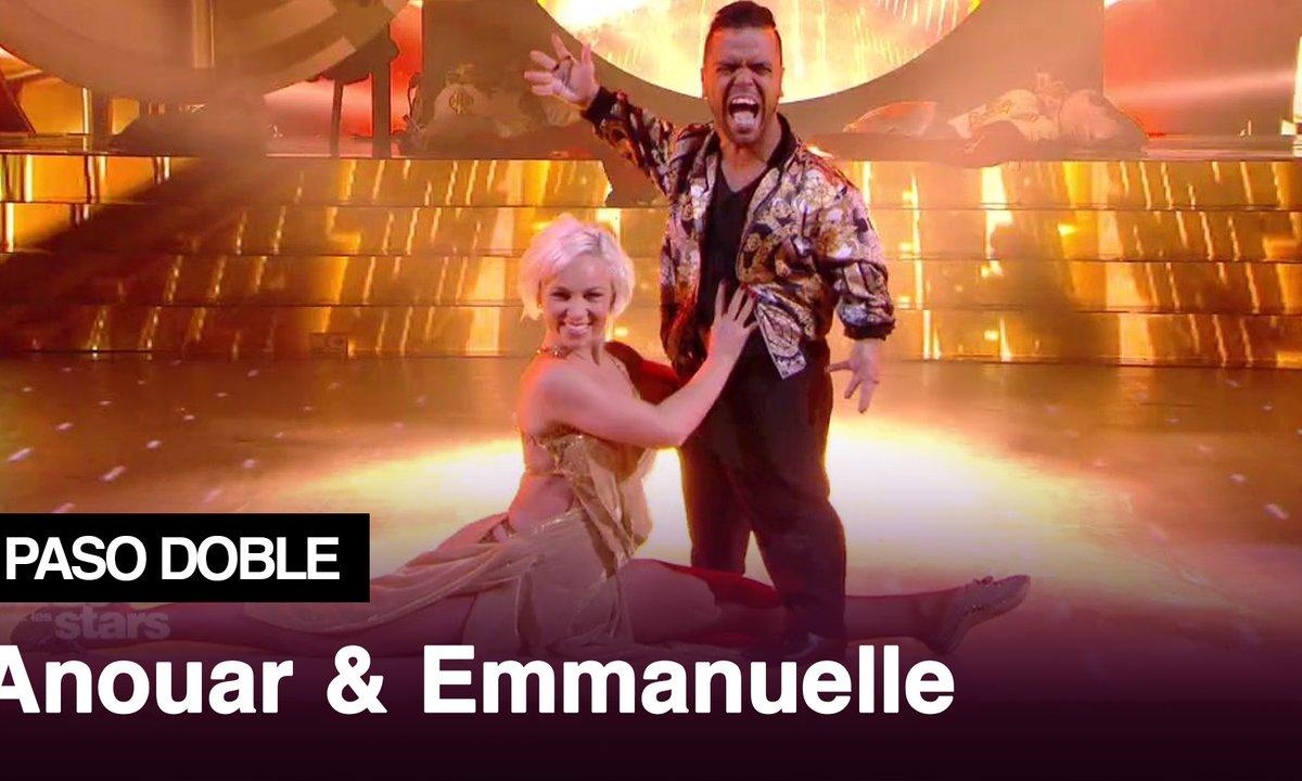Anouar Toubali et Emmanuelle Berne l Bella Ciao l Paso Doble