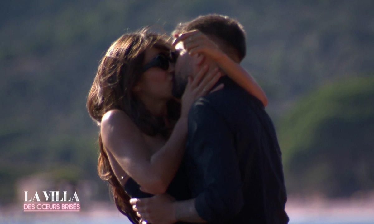 Alerte couple : Antonin et Barbara s'embrassent !