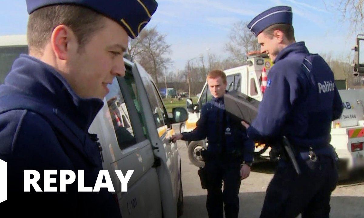 Appels d'urgence - Supers flics de Belgique contre délinquants français